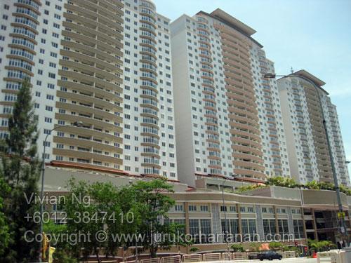 Putra Majestik Overview, Jalan Ipoh