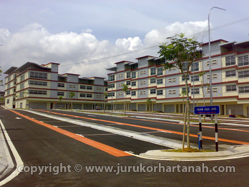 The Link Shop-office, Bukit Jalil For Sale