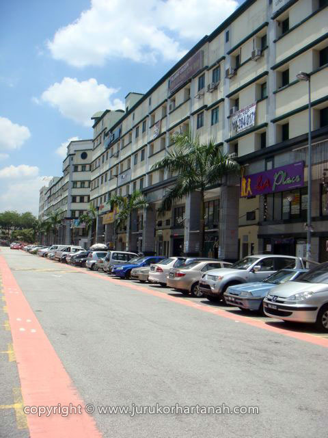 F&N Business Park Shop-office, Kuala lumpur