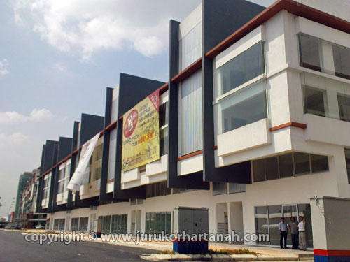 Kipark Business Avenue, Jalan Kuching For Sale