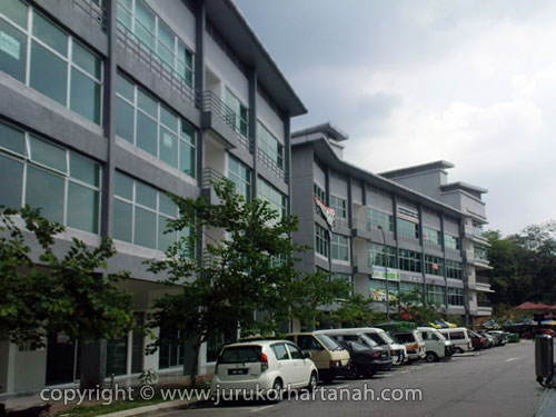 Veledrome Business Park, Cheras