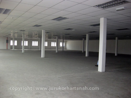 10,000 sf Office Space (3rd floor)