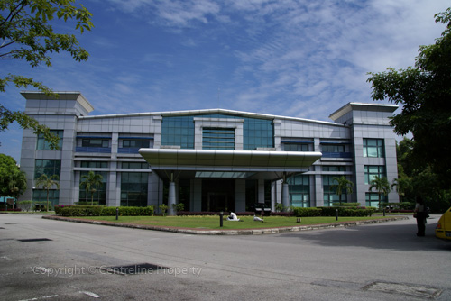Puchong Warehouse + Corporate Office