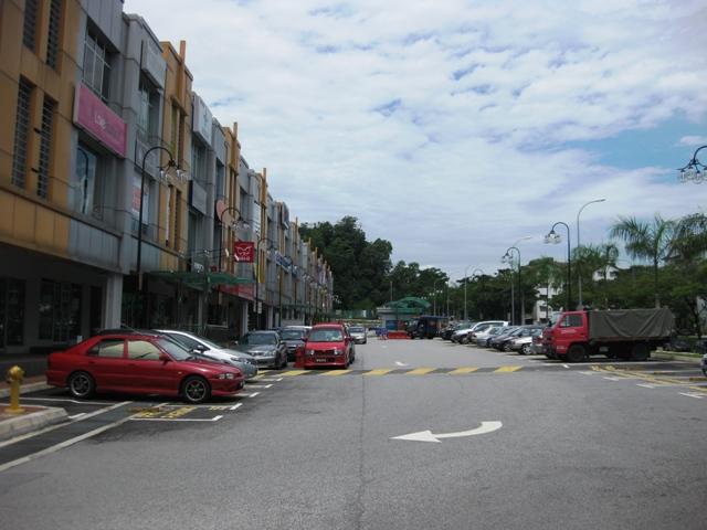 Kuchai Business Park Ground Floor Corner Lot For Rent