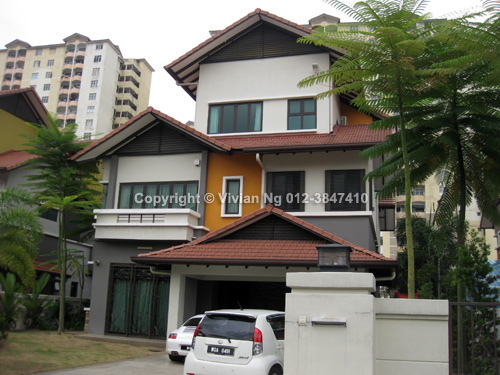 Sunway Bungalow for sale