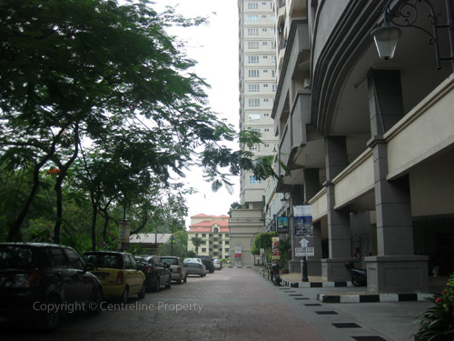 Plaza Damas