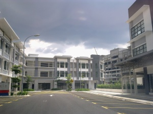 Crystal ville, setapak, new shop lot