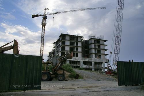 the project development as 1 Dec 2010