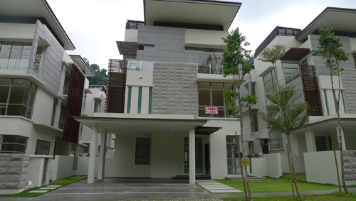 The Valley Ttdi Ampang New 3 Storey Bungalow For Sale