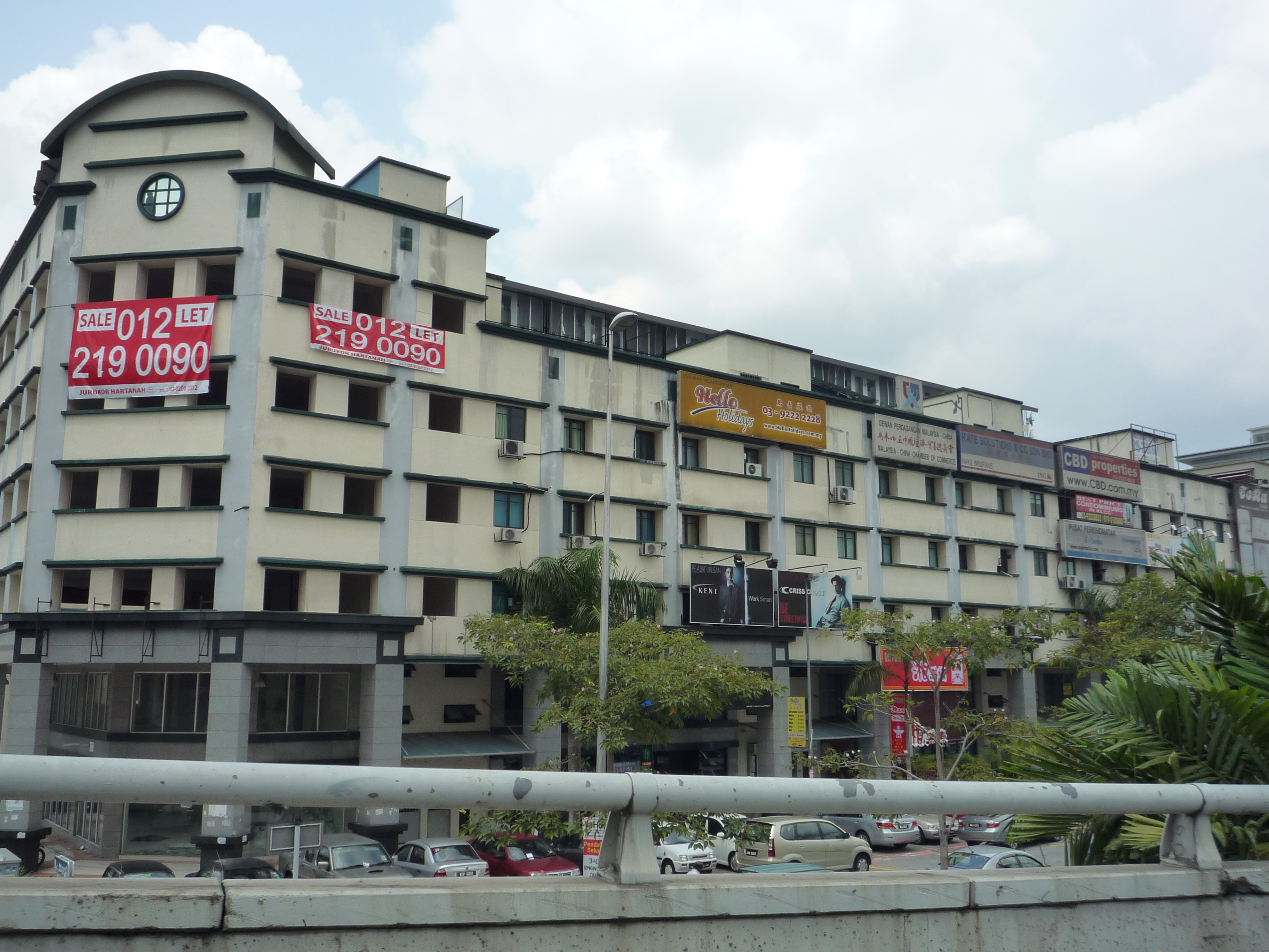 P1010928 malaysia property and real estate for 22 river terrace building link