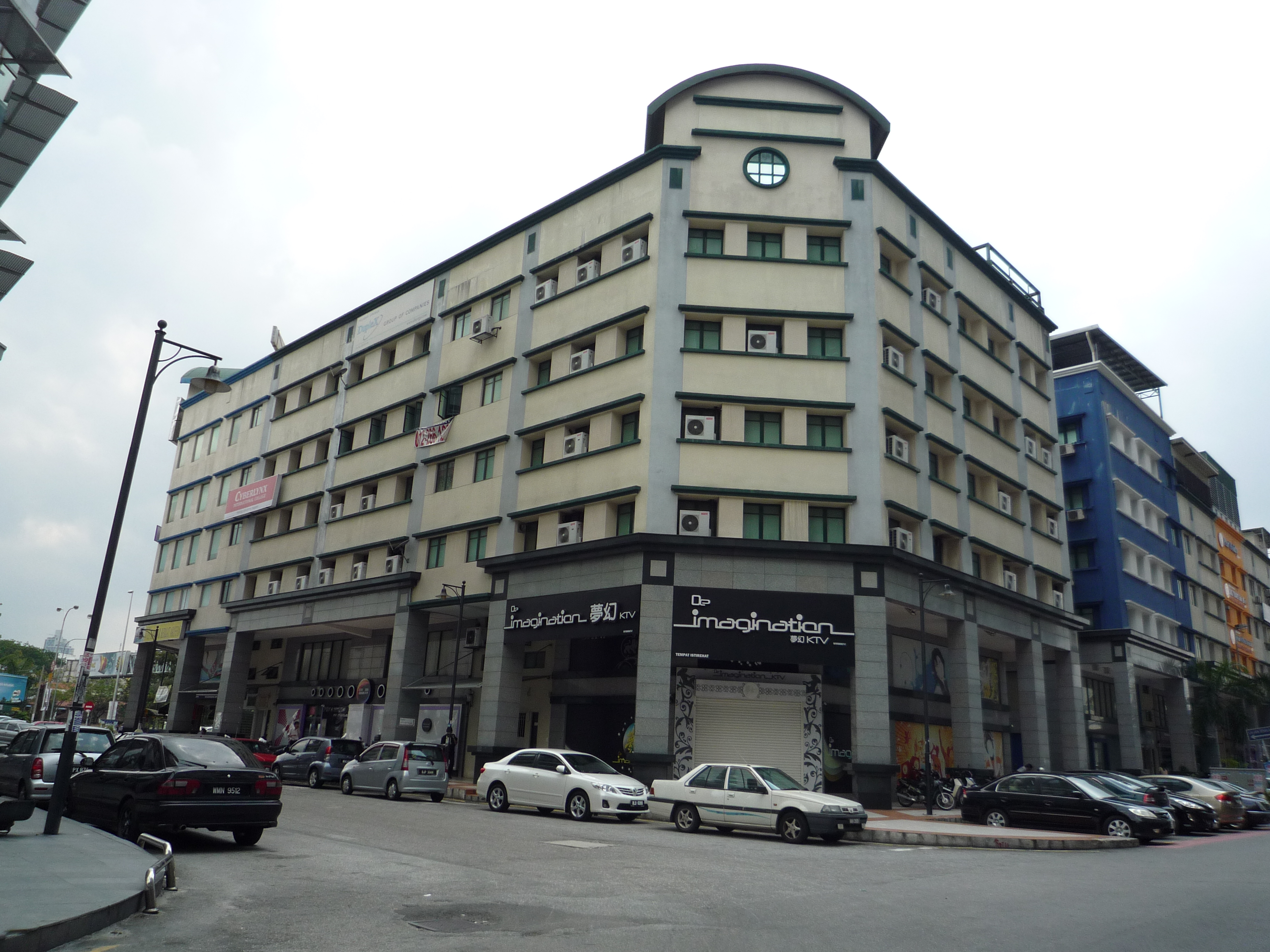 Fraser business park for sale for rent malaysia for 22 river terrace building link