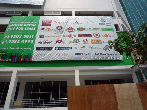 21 October 2011 More upcoming shops