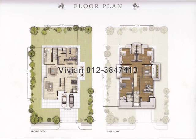 Taynton Heights Bungalow Floor Plan Malaysia Property And Real Estate