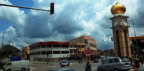 Batu Gajah Town