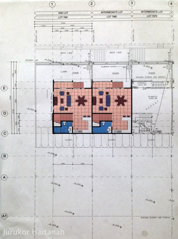 Lower Ground 1 Floor Plan copy