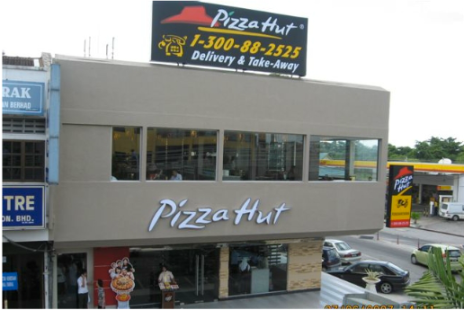 Pizza Hut Batu Gajah