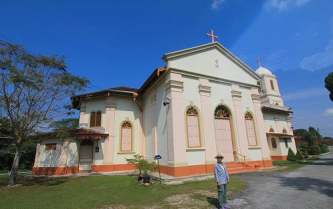 St Joseph's Church, Batu Gajah