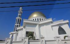 New Batu Gajah Mosque