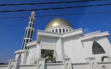 New Batu Gajah Mosque