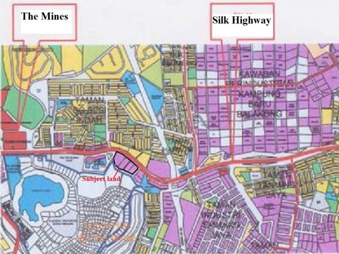 silk highway 6 acres