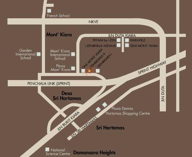 izen map