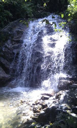 View-of-the-waterfall