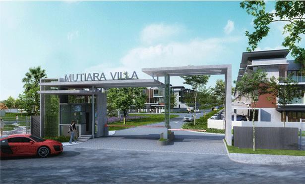 mutiara villa