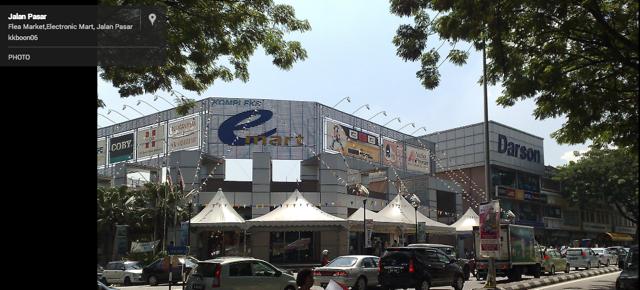 eMart - Flee Market Jalan Pasar