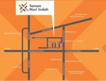 Nuri Indah Location map